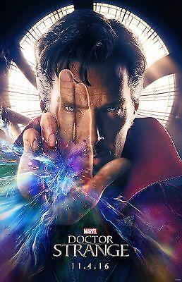 "Doctor Strange movie poster print (b)  - 11"" x 17"" inches Benedict Cumberbatch"