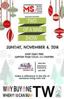 MS Society Two of a Kind Show   -----   Vendor Tables Available