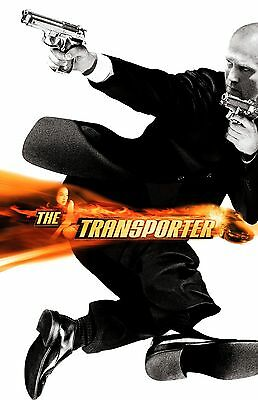 The Transporter movie poster - 11 x 17 inches - Jason Statham