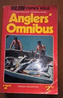 ANGLERS' OMNIBUS Fishing Book