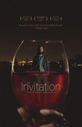 "The Invitation movie poster -  11"" x 17"" inches"