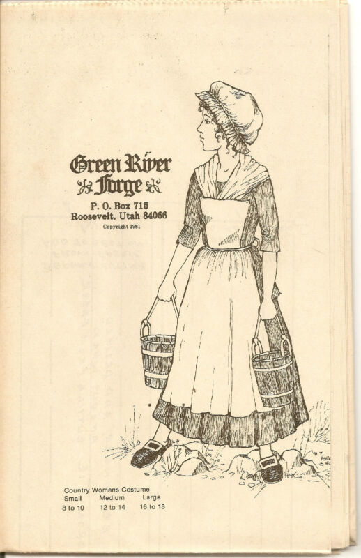 GREEN RIVER FORGE COUNTRY WOMAN