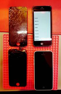 Cracked screen/Water Damage/Parts Repair Sydney - Free Pick Up