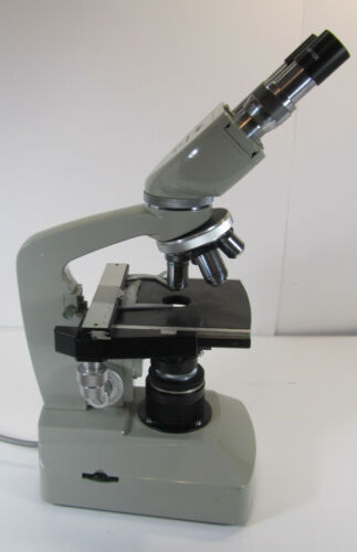 SOUTHERN PRECISION 1820 Microscope With 4 Objectives