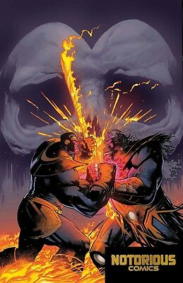 Thanos #18 Marvel Comics 1st Print 04/11