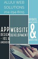 Website and App Development for your Business