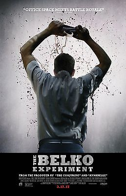 """The Belko Experiment movie poster - 11"""" x 17"""" inches"""