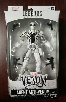 "Hasbro Marvel Legends Agent Anti-Venom 6"" inch Action Figure Exclusive Spiderman"