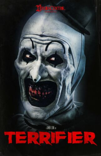 """Terrifier movie poster (a)  -  11"""" x 17"""" inches - Horror"""