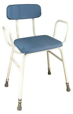 Aidapt Astral Perching Stool With Arms and Back - VG865