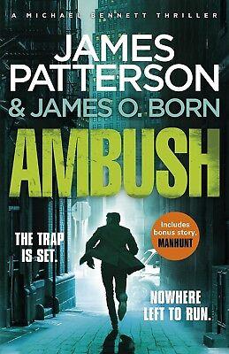 Ambush (Michael Bennett) by James Patterson ( Paperback,2018 )