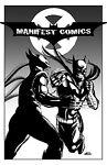 Manifest Comics