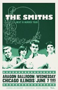 The Smiths Poster Ebay