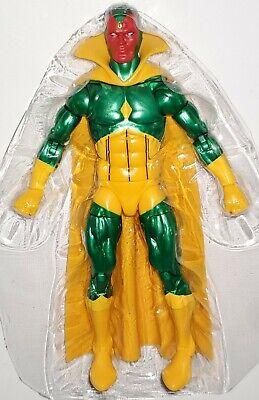 "Marvel Legends THE VISION 6"" Figure Avengers Retro Vintage Collection"