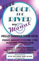 Rock the River with Great Hair!