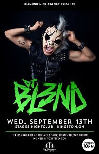 DJ Bl3nd Live In Kingston This Wednesday! Concert Tickets