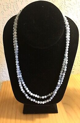 Long Beaded Necklace 21