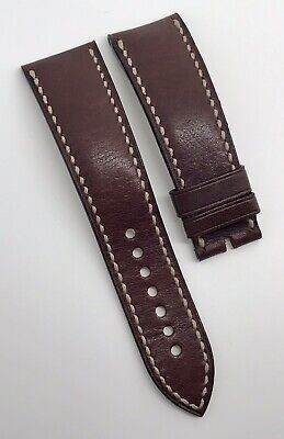 Authentic Blancpain Fifty Fathoms Brown Leather 23mm x 20mm Watch Strap Band OEM