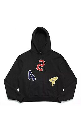 New 2018 $375 424 On Fairfax FourTwoFour Hoodie Size Large