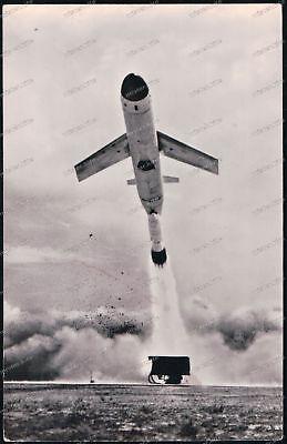 Foto-AK-Rakete-Glenn-L.-Martin-TM-76-Martin-Mace-unbemannte Raketen-Start-