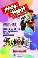 LEGO Show (Buy, Sell, Trade) GRIMSBY