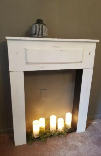 Faux Fireplace / Mantle Fireplace / Fireplace surround