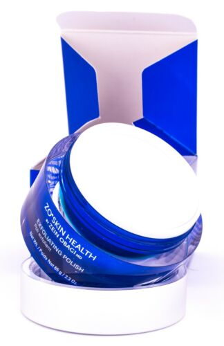 ZO Skin Health Exfoliating Polish 65 g / 2.3 oz NIB AUTH Exp 10/2022
