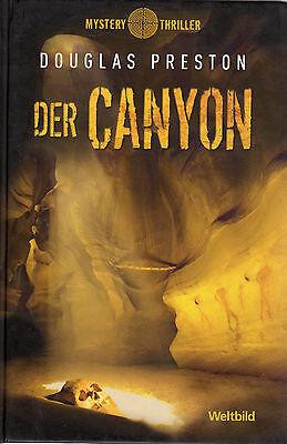 DER CANYON - Buch von Douglas Preston - WELTBILD MYSTERY EDITION