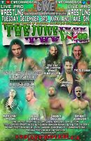 CWE Presents The Juice Is On The Loose Wrestling Tour!