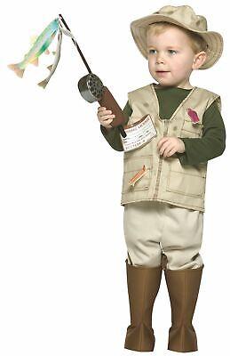 Future Fischer Businesskleid Jungen Kinder Fisher Kleinkinder Halloween Kostüm ()