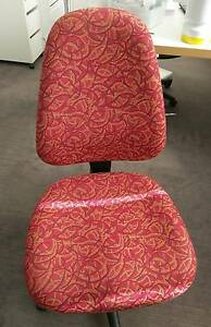 Red Schiavello office chairs