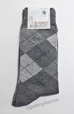 2 Pairs Business Socks Men