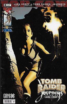 Lara Croft in Tomb Raider Journeys Nr.3 / 2002