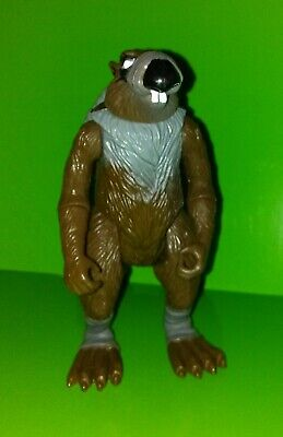 Authentic Playmates 1988 TMNT Teenage Mutant Ninja Turtles Splinter Figure ](Ninja Turtles Splinter)