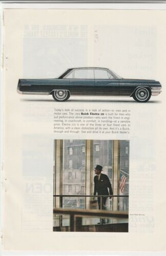 1963 Buick Electra 225 Magazine Ad