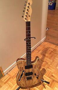 Guitar style telecaster thinline Antoniotsai