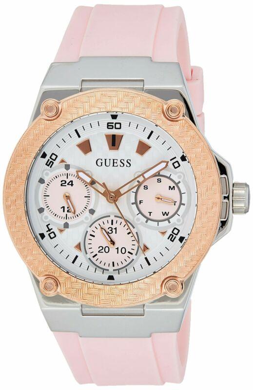 Guess Ladies Zena Quartz Multifunction Watch - W1094L4 NEW