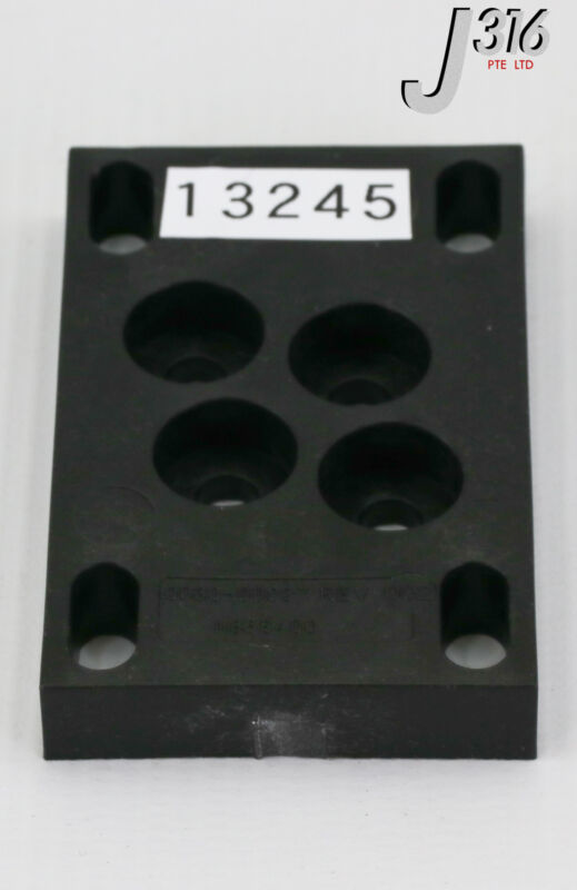 13245 Applied Materials Block Mounting Shut-off Valve 0030-00027