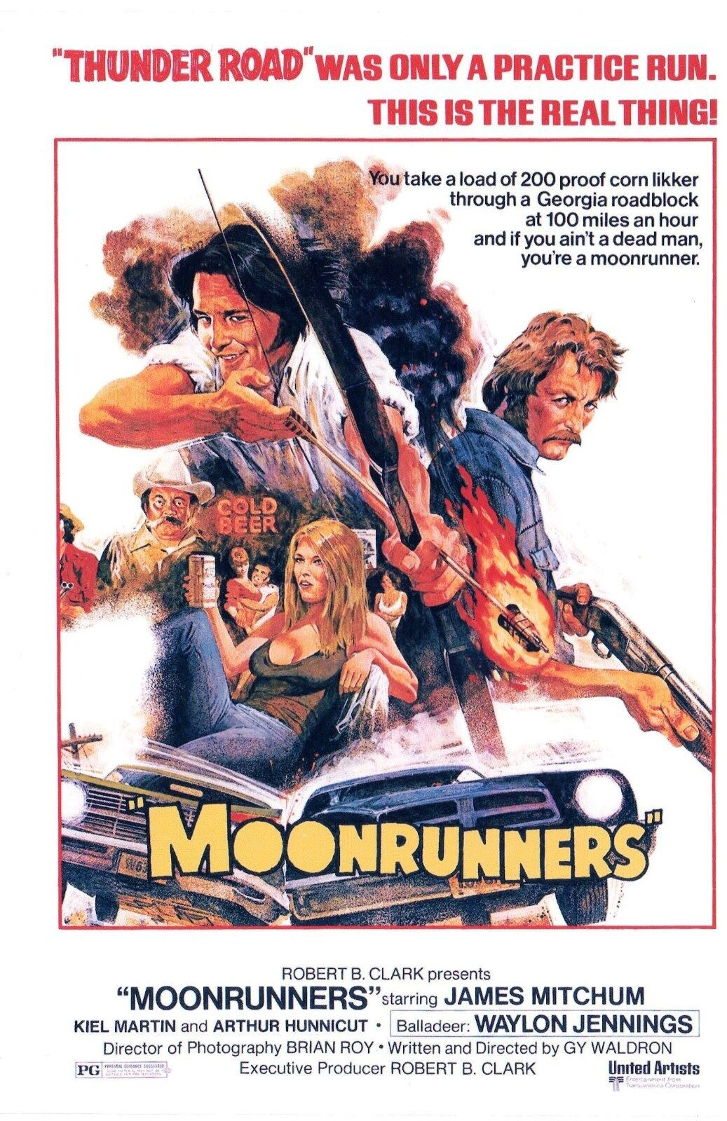Moonrunners The Original Dukes Of Hazzard movie DVD Sealed in plastic NEW
