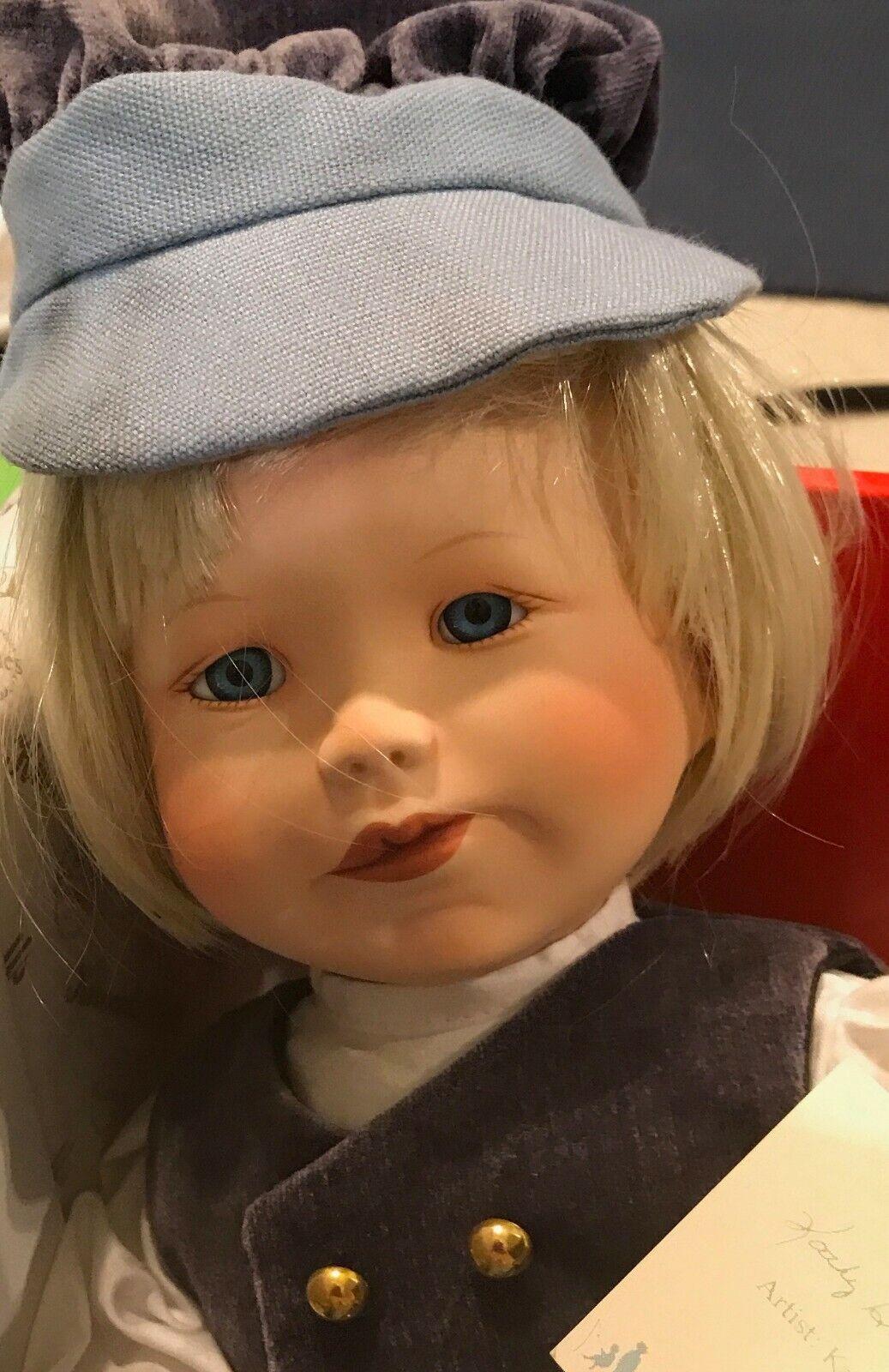 Knowles Little Dutch Boy K. Hippensteel COA 255A Limited Edition Hans Rare Nib - $23.95