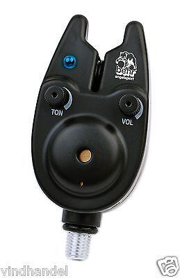 2x Behr Eurobite XS elektronischer Bissanzeiger mit Sounderbox-Anschluss 4211102 Sounder-box