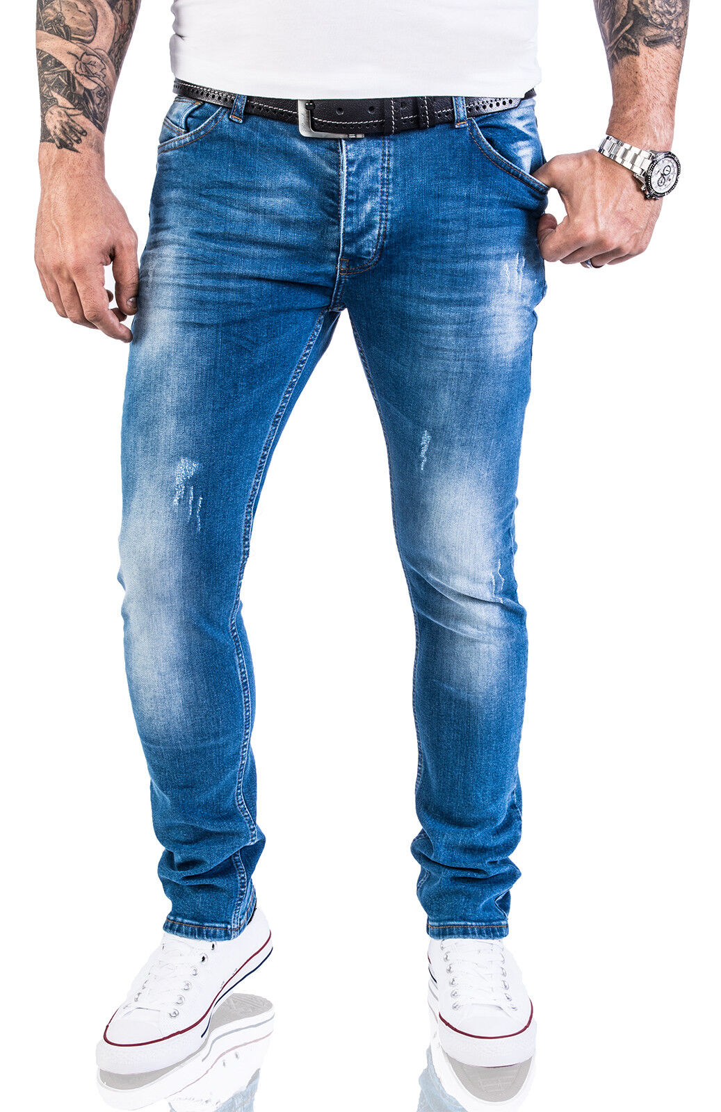 RC-2132 / Blue Washed