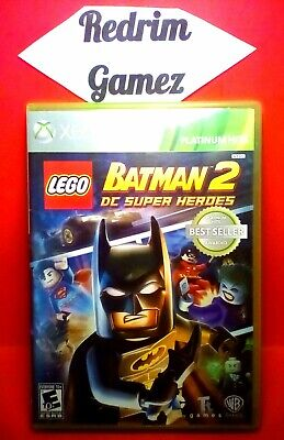 Lego Batman 2 XBOX 360 Video Games