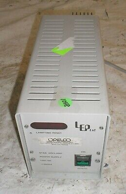 Lep Hbo100 Stab Arclamp Power Supply 990014 Nikon Leitz Zeiss Olympus Lamphouse