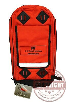 Seco 8125-00 Gps Surveying Back Pack Gis For Topcontrimblesokkialeica