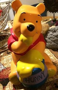 Disney Winnie the Pooh piggy bank Peterborough Peterborough Area image 1