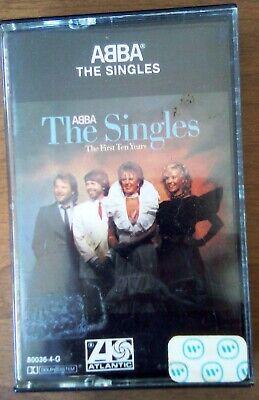 Abba - The Singles (CASSETTE)