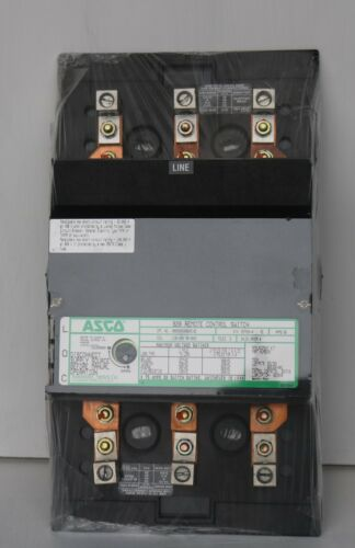 New ASCO 000920030060310C (60 Amp/ 120 Volt Coil)