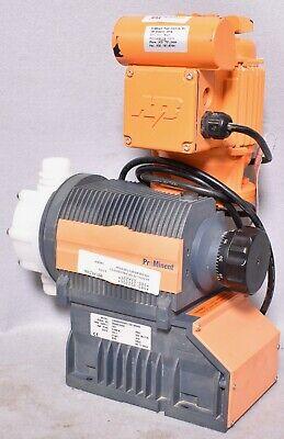Prominent S1bah04084pvt0070n000 Vario Vamc Metering Pumpdosing Pump
