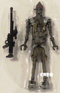 "Star Wars Digital Release Collection LOOSE 3.75"" Figure IG-88 assassin droid ESB"